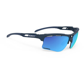 Rudy Project Keyblade Brille blue navy matte/polar3FX HDR multilaser blue
